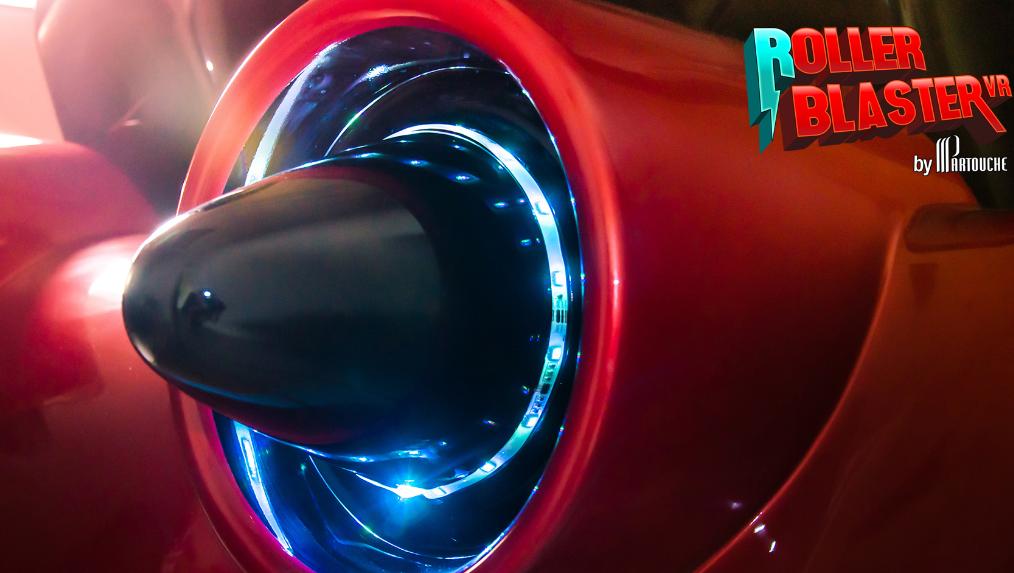 Roller Blaster - Partouche VR